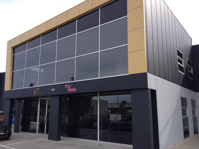 Premier Foods office building Derrimut