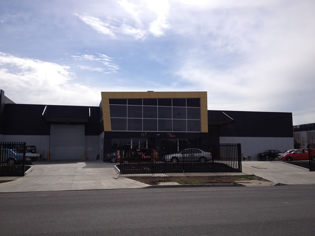 Premier Foods warehouse Derrimut